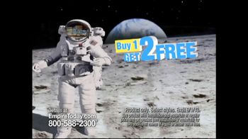 Empire Today TV Spot, 'Moon Landing'