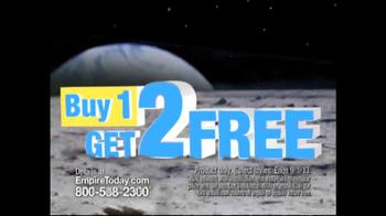 Empire Today TV Spot, 'Moon Landing' - Thumbnail 7