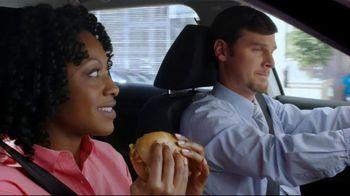 Dunkin' Donuts Hot & Spicy Sandwich TV Spot
