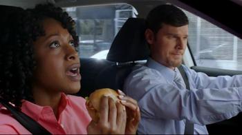 Dunkin' Donuts Hot & Spicy Sandwich TV Spot - Thumbnail 1