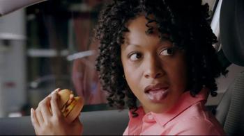 Dunkin' Donuts Hot & Spicy Sandwich TV Spot - Thumbnail 3