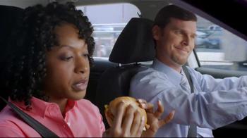 Dunkin' Donuts Hot & Spicy Sandwich TV Spot - Thumbnail 4