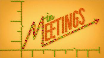 Tic Tac Fruit Adventure TV Spot, 'Meetings' - Thumbnail 5