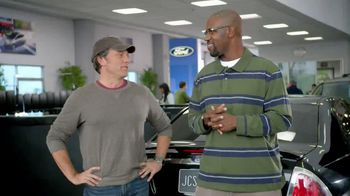 Ford Service TV Spot, 'Healthy' Featuring Mike Rowe