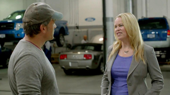 Ford Service TV Spot, 'Healthy' Featuring Mike Rowe - Thumbnail 3