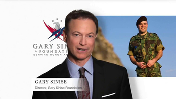 JoS. A. Bank and the Gary Sinise Foundation TV Spot - Thumbnail 8