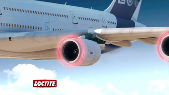 Loctite Clear Power Grab TV Spot, 'Airplane' - Thumbnail 2