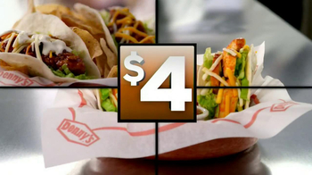 Denny's Build Your Own Chicken Wraps TV Spot - Thumbnail 6