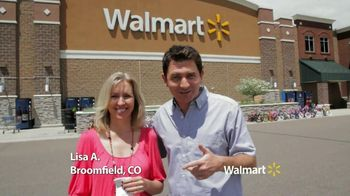 Walmart TV Spot, 'Fourth of July: Lisa A.' - 339 commercial airings