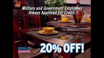 USA Discounters The 10, 20, 30 Sale TV Spot - Thumbnail 2