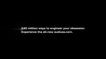 The Summer of Audi Event TV Spot, 'Obsession' - Thumbnail 7