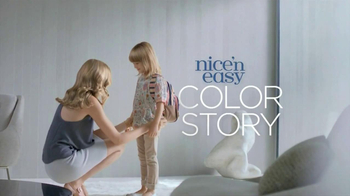 Clairol Nice 'n' Easy Color Blending Foam TV Spot, 'Kate's Daughter' - Thumbnail 1