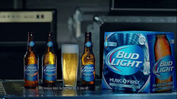 Bud Light TV Spot, 'Music First' Song by the Hold Steady - Thumbnail 9