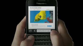 BlackBerry Q10 TV Spot, 'It's Time' - Thumbnail 5