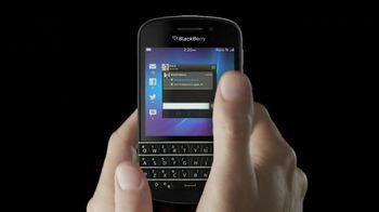 BlackBerry Q10 TV Spot, 'It's Time'