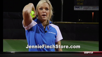 Jennie Finch Store TV Spot - 8 commercial airings