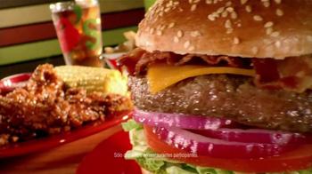 Chili's La Cena Para dos por $20 TV Spot, 'Fajitas y Costillas' [Spanish] - Thumbnail 5