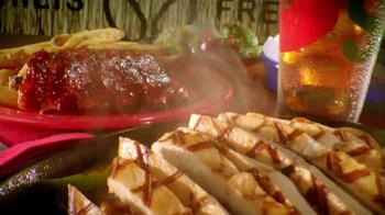 Chili's La Cena Para dos por $20 TV Spot, 'Fajitas y Costillas' [Spanish] - Thumbnail 7