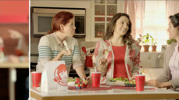 Wendy's Right Price Right Size Menu, 'Disfrutar' TV Spot [Spanish] - Thumbnail 5