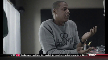 Samsung Galaxy TV Spot, 'Duality' Featuring Jay-Z - Thumbnail 9