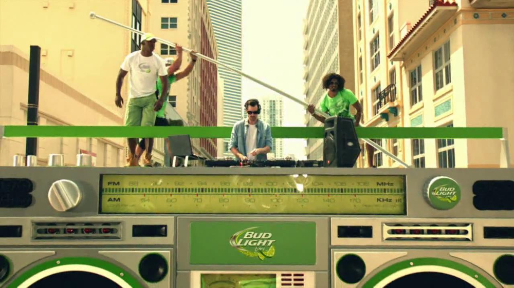 Bud light lime tv commercial switch on summer song by andra day bud light lime tv commercial switch on summer song by andra day ispot mozeypictures Gallery