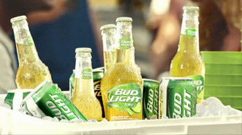 Bud Light Lime TV Spot, 'Switch On Summer' Song by Andra Day - Thumbnail 8