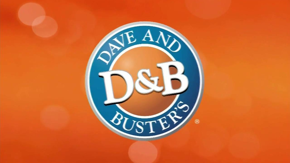 Dave and Buster's TV Commercial, 'Summer Fun'