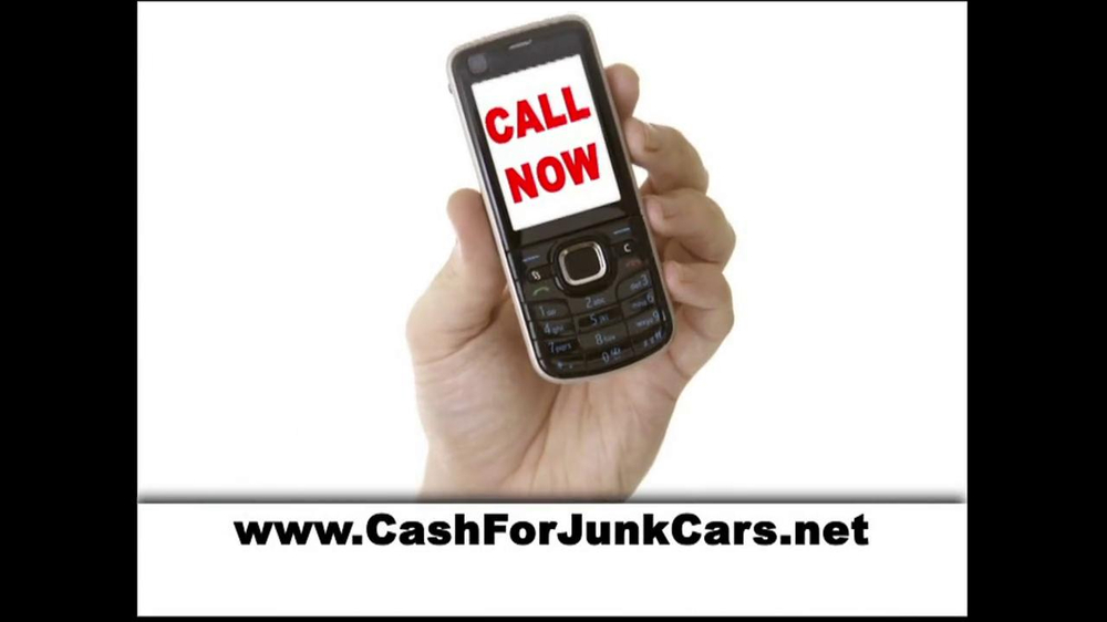 Pick-N-Pull Cash For Junk Cars TV Commercial - Video