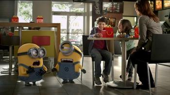 McDonald's Despicable Me 2 Happy Meal TV Spot - Thumbnail 9