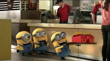 McDonald's Despicable Me 2 Happy Meal TV Spot - Thumbnail 2