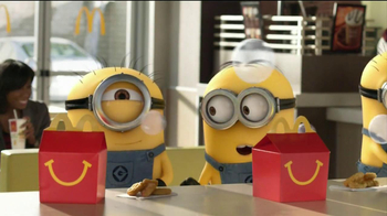 McDonald's Despicable Me 2 Happy Meal TV Spot - Thumbnail 3