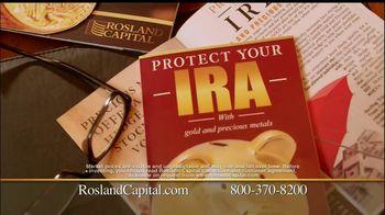 Rosland Capital TV Spot, 'Protect Your IRA'