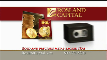 Rosland Capital TV Spot, 'Protect Your IRA' - Thumbnail 10