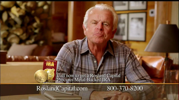 Rosland Capital TV Spot, 'Protect Your IRA' - Thumbnail 6