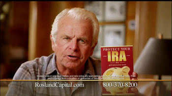 Rosland Capital TV Spot, 'Protect Your IRA' - Thumbnail 7