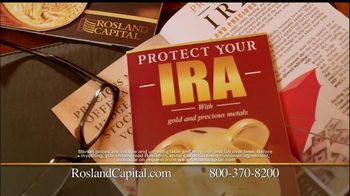 Rosland Capital TV Spot, 'Protect Your IRA' - Thumbnail 8
