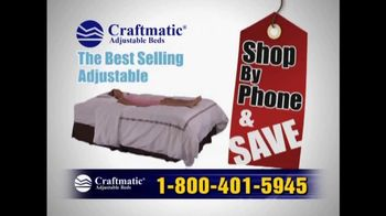 Craftmatic TV Spot, 'Shop by Phone'