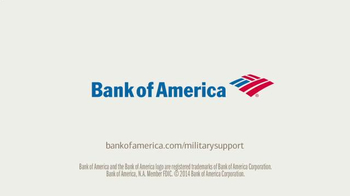 Bank of America TV Spot, 'Military Support' Song by Switchfoot - Thumbnail 9