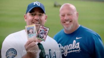 Mastercard TV Spot, 'Priceless Surprises: George Brett' - 4 commercial airings