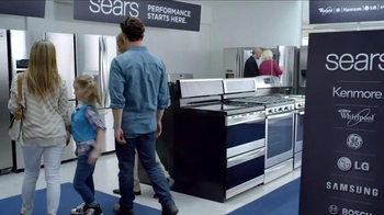 Sears Lowest Prices of the Season Event TV Spot, 'Discover Savings' - Thumbnail 1