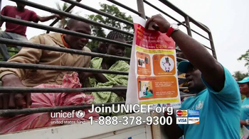 UNICEF TV Spot, 'We Can Stop Ebola' - Thumbnail 7