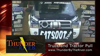 Thunder by the River TV Spot, 'Truck and Tractor Pull' - Thumbnail 4