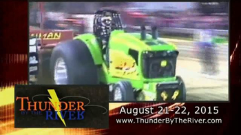Thunder by the River TV Spot, 'Truck and Tractor Pull' - Thumbnail 5