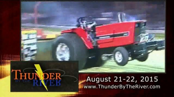 Thunder by the River TV Spot, 'Truck and Tractor Pull' - Thumbnail 8