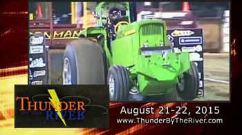 Thunder by the River TV Spot, 'Truck and Tractor Pull' - Thumbnail 9