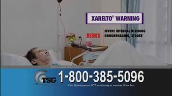 The Sentinel Group TV Spot, 'Blood Thinner Xarelto' - Thumbnail 5