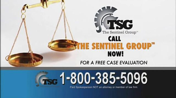 The Sentinel Group TV Spot, 'Blood Thinner Xarelto' - Thumbnail 9