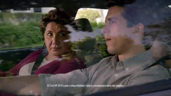 2014 Honda Civic TV Spot, 'Mom Directions' [Spanish] - Thumbnail 4