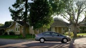 2014 Honda Civic TV Spot, 'Mom Directions' [Spanish] - Thumbnail 7