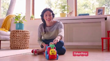 Fisher Price Puppy's Smart Stages Train TV Spot, 'Niveles' [Spanish] - Thumbnail 1